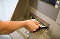 Kartenautomat mit EC Karte